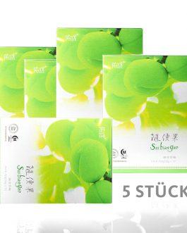 Yangsheng-Pflaumen 5er-Pack